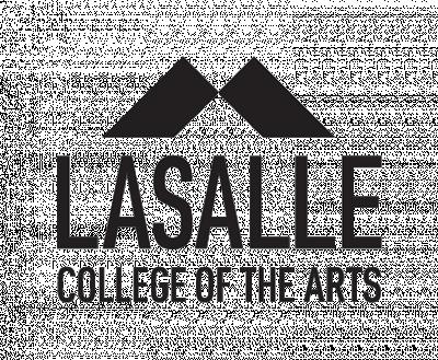 Lasalle College of the Arts logo